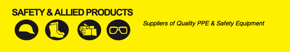 Safety & Allied Products | Quality PPE & Safety Equipment